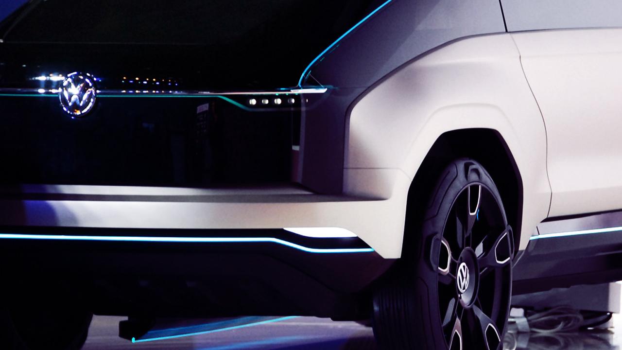 Peoples Car Project Volkswagen Felipe Ferreira - Fun car show ideas