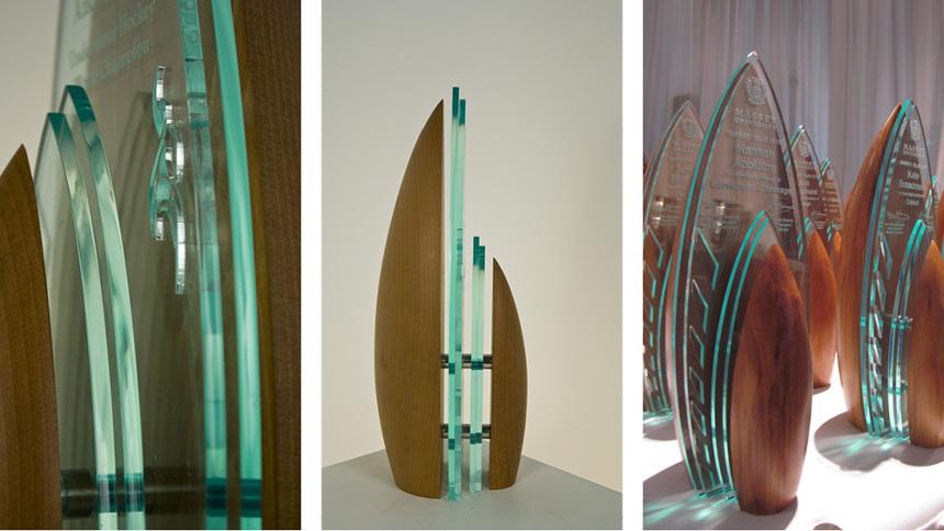 Trophy Design Andre Heller