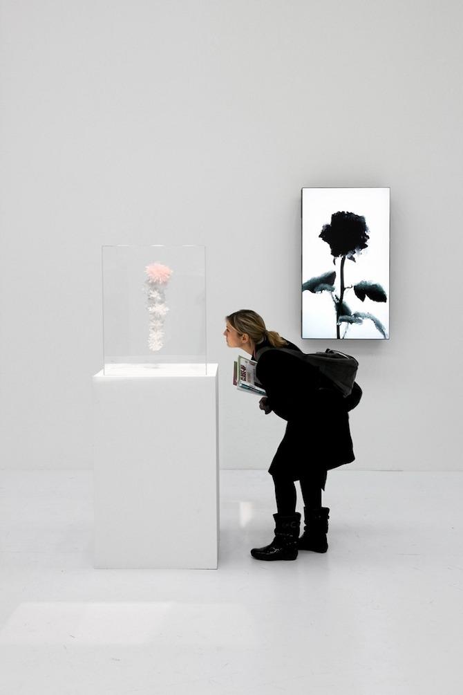 Maison & Objet 2012, Tokujin Yoshioka, art, exhibition, thisispaper, magazine
