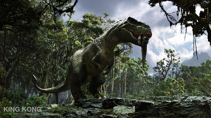 Dinosaur Train Apatosaurus King Kong (2005) - Cam...