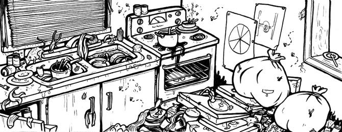 Comics Amp Cartoons Jeff Fenwick Illustration